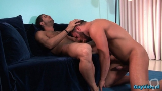 latin gay anal sex with cumshot segment feature 1