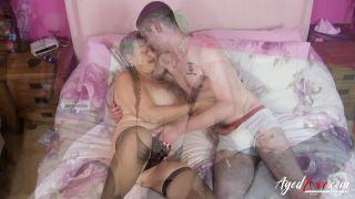 AgedLovE Hot Mature Babe Savana Got Fucked Hard