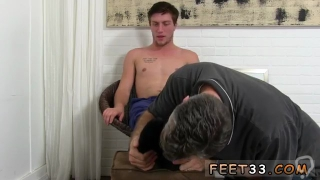 Male feet gay free first time Logans Feet  Socks Worshiped