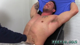 Male gay sex in silk shirt Casey More Jerked  Tickled
