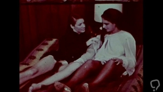 Hot Vintage loving Lesbians