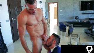 muscle gay anal sex with cumshot clip segment 1
