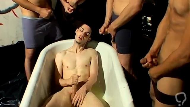 Naked young orgy gay xxx Frat Piss Kaleb Scott