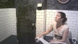 Hidden Bar Bathroom 2