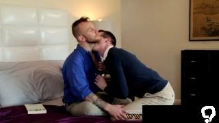 Schoolboys gay sex Fatherly Figure