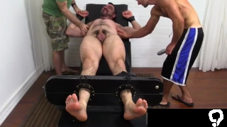 sex gay men blow jobs Dolan Wolf Jerked  Tickled