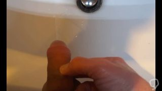 Quick piss