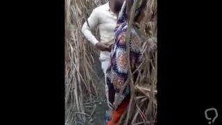 Village aunty caught