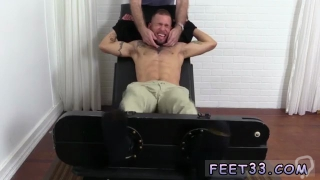 Smooth boy hot gay sex Tino Comes Back For More Tickle