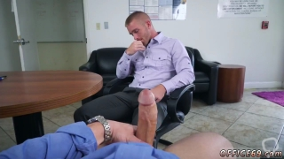 Straight male gay porn stars nude Keeping The Boss Happy