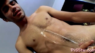 strong jerking off blowjob naked 1