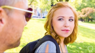 LETSDOEIT - Russian Blonde Tourist Seduced and Fucked Hard