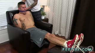 Teen feet in socks vids and foot slave to boy stories gay Johnny Foot Fucks Caleb