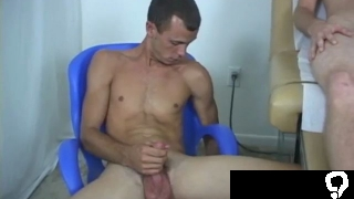 Teen male medical gay first time Jacob stood there as the doc kneaded around the shaft of