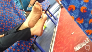 Candid Rough and Dirty Soles