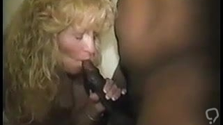 Laura Mitchell with more black cock