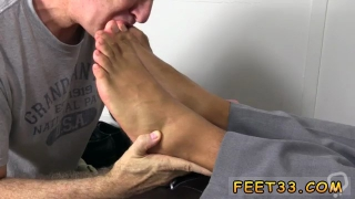Videos of gay men foot worship Jake Torres Gets Foot Worshiped  Loves It