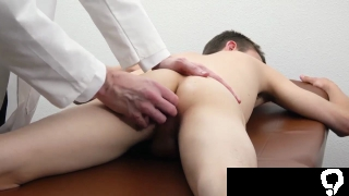 Western gay porn Doctors Office Visit