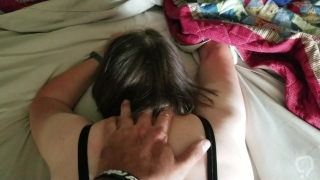 Fucking my Sexy Mormon Wife From Behind