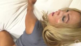 Frail Mother In Law Alegra  Suck Well Touching Step son