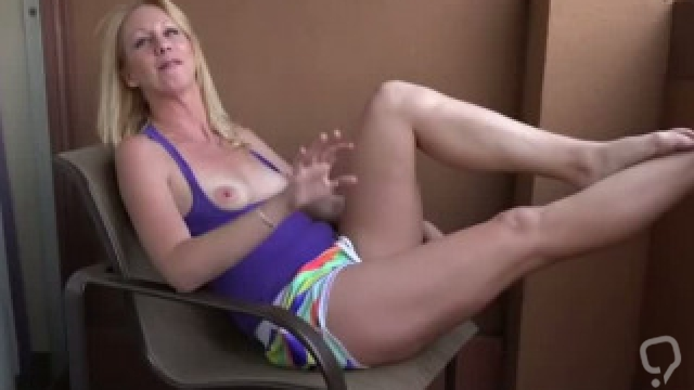 Big Ass Step Mom Bonnie Fucking Well Tender Step son