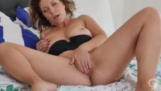 Amazing Mother Nicol Riding Cock Good Touching Son