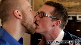 Young gay with mature porn and men having sex bathrooms Damien tells Jackpartners son