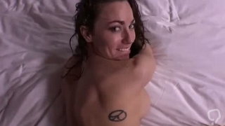 Gorgeous Milf Angela  Gives Blowjob Sweet Young Bud