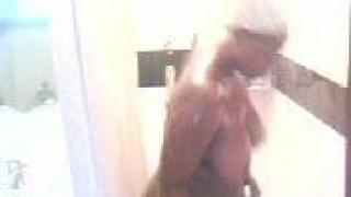 Wife Showering 2