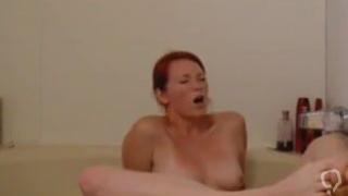 Hottest jet orgasm