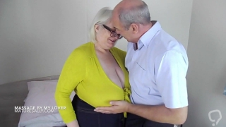 Website member gets to feel up Sally