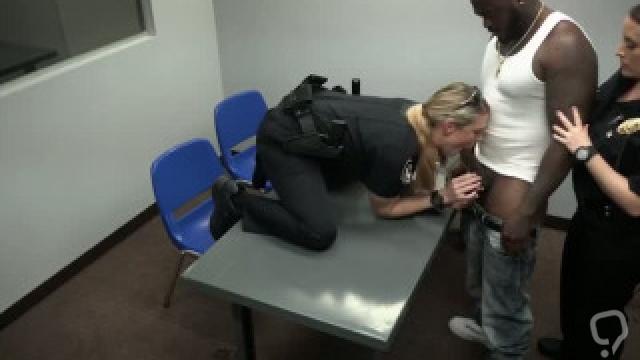 Amateur wife orgy Milf Cops