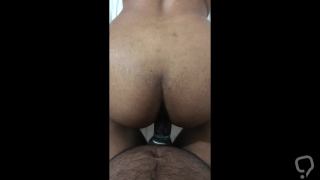 Curvy Tanned Sri Lankan Wife Fucked Before Going to Office.