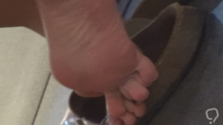 Candid Feet samples 5 (1080p quality and faces in the C4S)