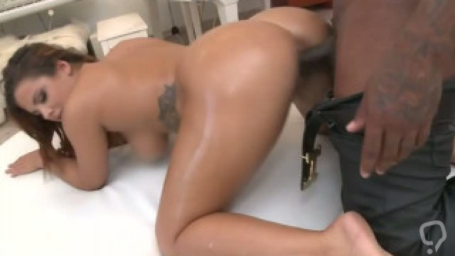 Keshia got her small butt pounded