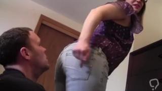 Jeans Ass Kissing