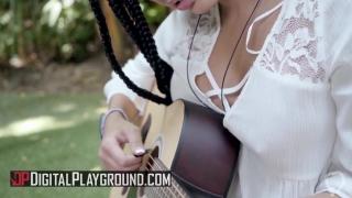 Aaliyah Hadid Jane Wilde - Free Love - Digital Playground