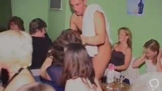 STRIPPER LIKES WIFES AND DAUGHTERS BLOWJOBS