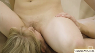 Hot lesbian sex with Verronica and Ivy