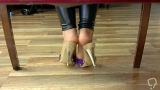 Nylon feet soles