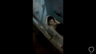 Thai Teen Spy Shower Couple